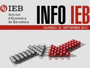 IEB. Determinantes de la I+D y Obstáculos a la Innovación en el Sector Energético